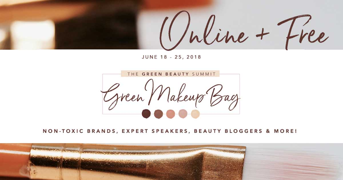 Join the Green Makeup Bag Summit to detox your cosmetics bag