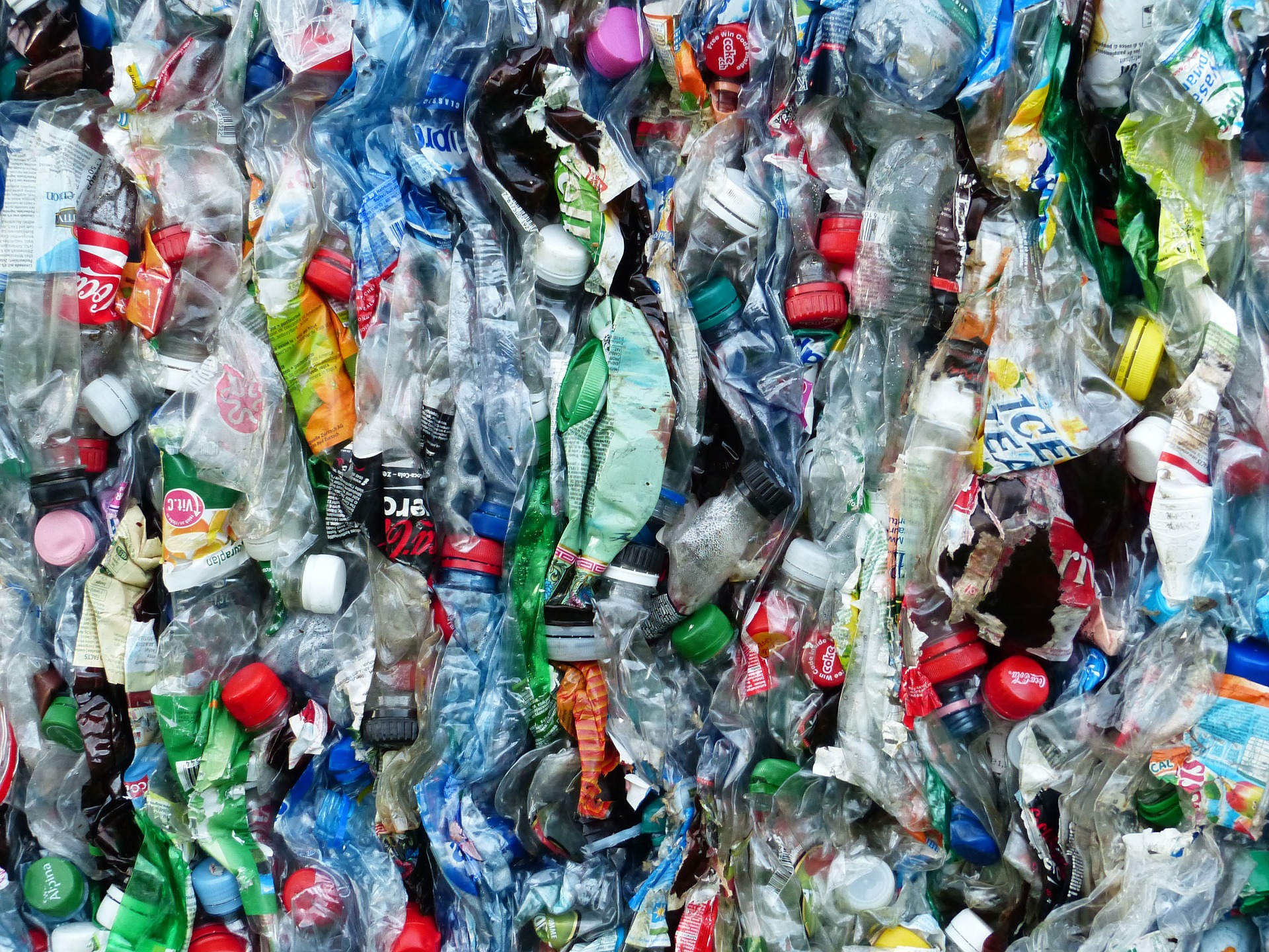 Why recycling is not enough, plastic waste